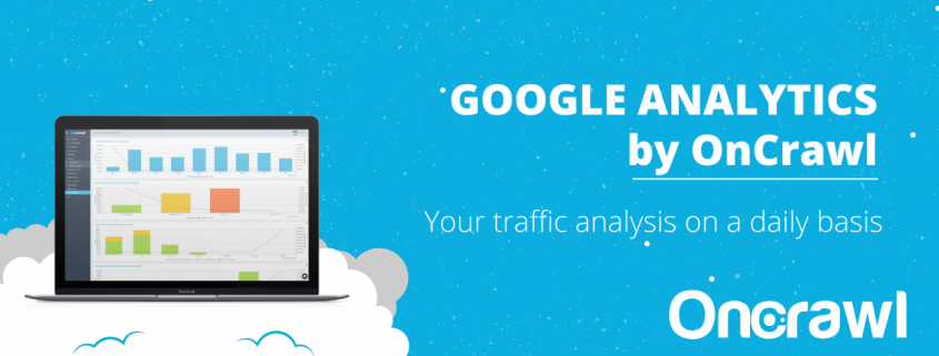 google analytics oncrawl
