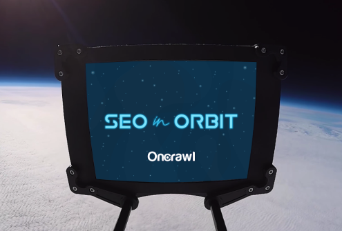 SEO in Orbit Footage